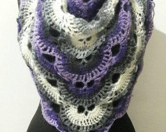 Boho Scarf Virus Shawl Triangle Scarf Winter Wedding Shawl Fashion Accessories Gift Ideas Choose Your Color