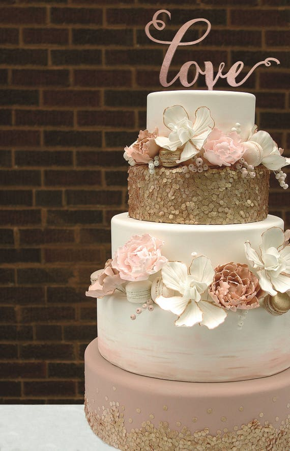 Vintage Wedding Cake Toppers Ideas