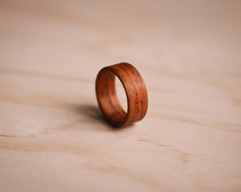 Cocobolo Bentwood Ring