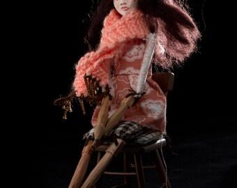 OOAK Art Doll #5