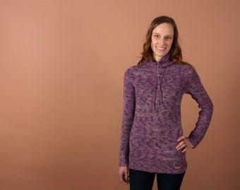 CROCHET PATTERN - Scheuber Crochet pullover pattern for women