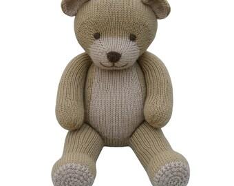 Bear - Knit a Teddy