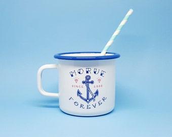Enamel Mug / Morue Forever