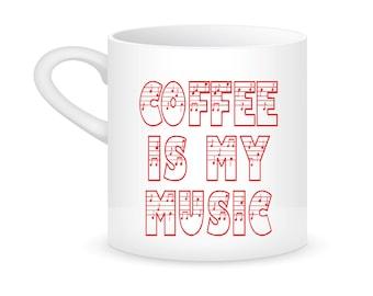 Coffee Is My Music Mug