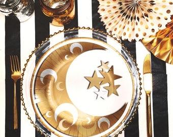 Ramadan Dinner Plates & Napkins For A Matching Set