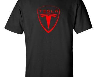 TESLA Model 3 Model S Graphic T-shirt  ***Free Shipping***