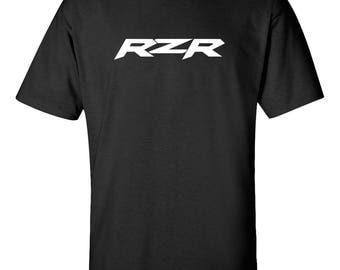 RZR POLARIS Atv Graphic Tee  100% Screen Printed  ***Free Shipping***