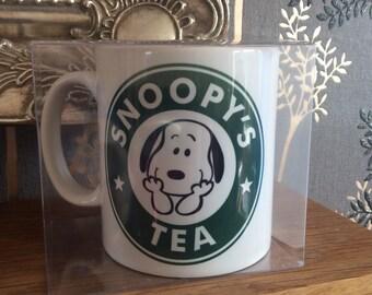 Snoopy's Tea Mug