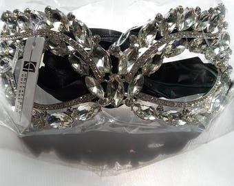 Crystal Masquerade Mask