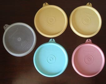 "Your Choice - Tupperware Seal #215 – Replacement Lid ""A"""