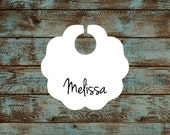 Personalized Wine Glass Charms - Personalized With Individual Names #606 - Quantity: 25 Charms