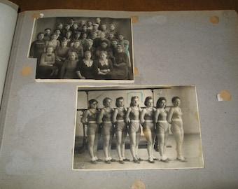Vintage Soviet Album with Photos. USSR 1960-1980 71photos.