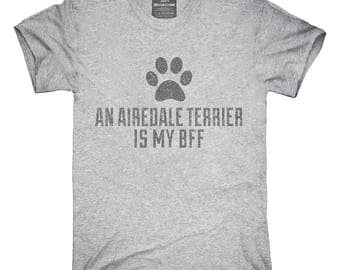 Cute Airedale Terrier Dog Breed T-Shirt, Hoodie, Tank Top, Gifts