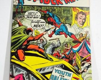 The Amazing Spiderman #117; Bronze Age Marvel Comic Book