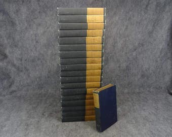 The Novels of Samuel Richardson Limited Edition 127 Complete 19 Volume Set 1901