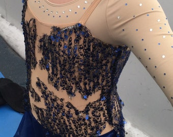 Custom Rhinestone added to Ice Skating Dresses or to most bags and apparel