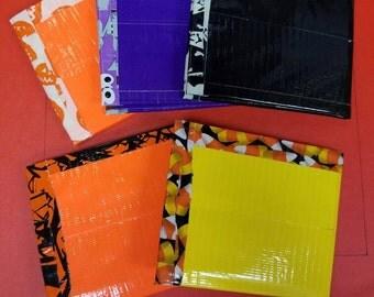 Halloween Duct Tape Wallets