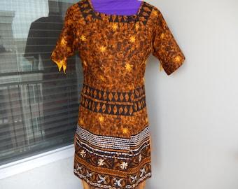 KIOMI - Tiki Dress - Measurements below