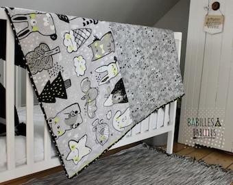 Funky bedding / Baby original bedding