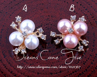 Embellishments for favors, hair accessories, clothing and gifts
