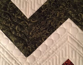 Longarm Quilting. Custom and Edge to Edge Quilting.  Creating an heirloom for you!