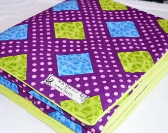 African Baby Blanket, Children' Baby Blanket, African Textile Baby Blanket, Warm African Blanket, Kids Fashion, African Bedding, Blanket