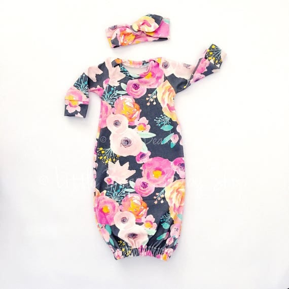 baby gown baby girl newborn girl gown baby sleep gown