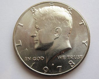 1978-D Clad Kennedy Half Dollar Uncirculated