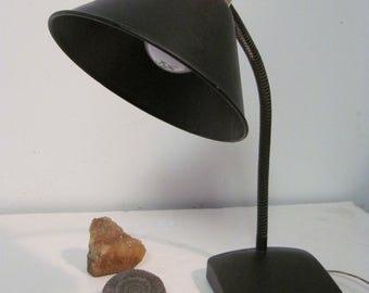 Cool Vintage Mid Mod Gooseneck Desk Lamp