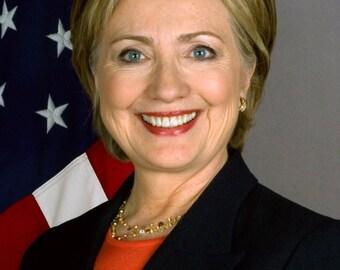 16x24 Poster; Hillary Clinton