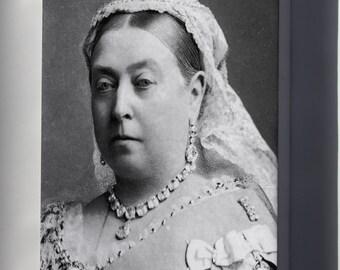 Canvas 24x36; Queen Victoria