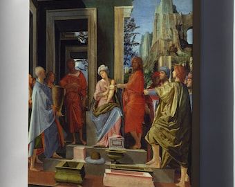 Canvas 24x36; Adoration Of The Kings By Bramantino C1500