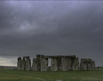 16x24 Poster; Stonehenge 2007
