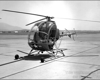 16x24 Poster; Th-55 Osage Helicopter