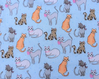 Blue Catnip Mat/ Cat Blanket /Refillable / Washable / Cats Travel Bed