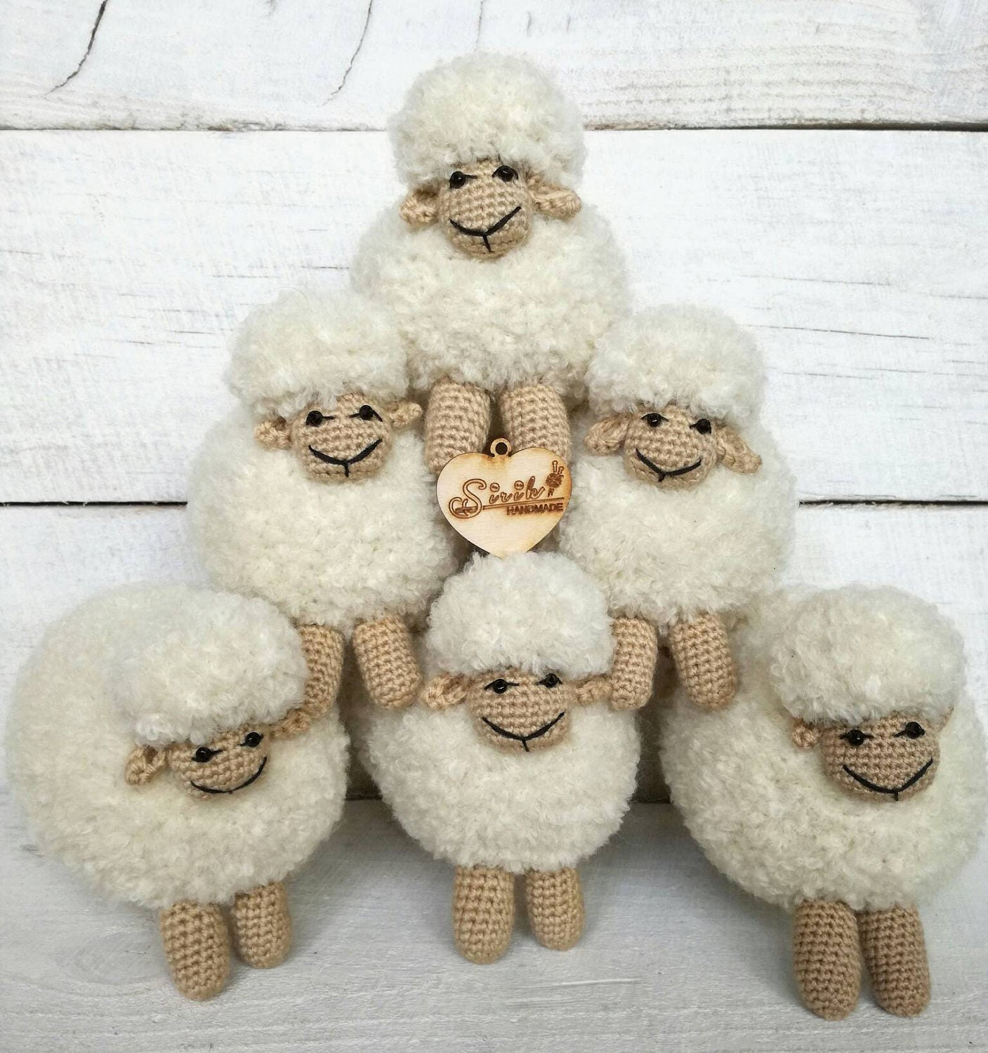 Crochet lamb pattern pdf sheep toy amigurumi knit patterns instant this is a digital file bankloansurffo Gallery