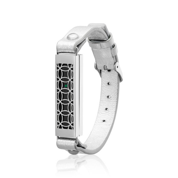 Bracelet HYDE 2 made for Fitbit Flex 2 - Silver