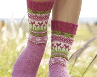 knit socks Wool socks. gute socks. Norwegian socks. Christmas socks. knitted socks. gift to man. gift to a woman. men's socks. Women's socks