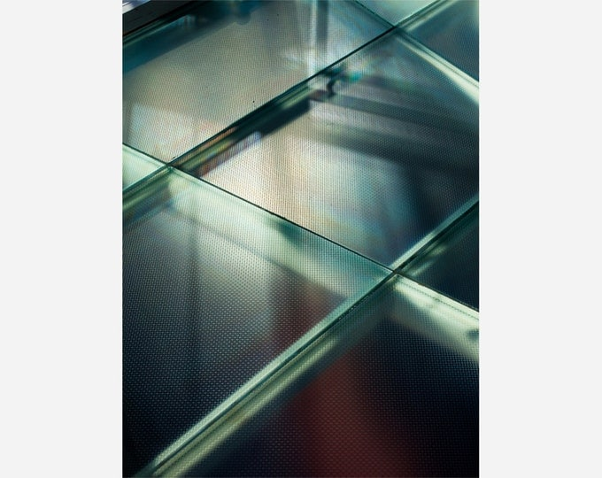 GLASS FLOOR | modern fine art photography blank note cards custom books interior wall decor affordable pictures –Rick Graves