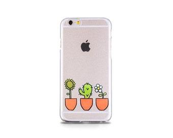 Pot Plants Phone Case (iPhone, Samsung)