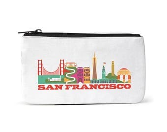 City Living - San Francisco Pouch