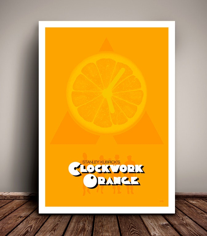 clockwork orange minimalist 1920x1200 - photo #10