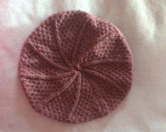 Adult Acrylic Wool Beret