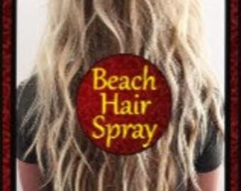 Natural Beach Hair Spray