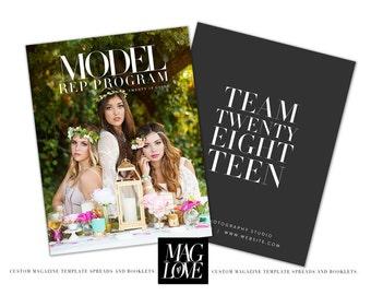 Model Rep Program Full Magazine | Updated for 2019
