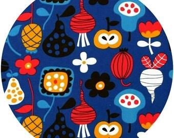 Custom  – ORGANIC Cotton Jersey - Fruits & Veggies - Reusable Cloth Pad - Washable Cloth Pad - Choose Size/Shape/Aborbancy