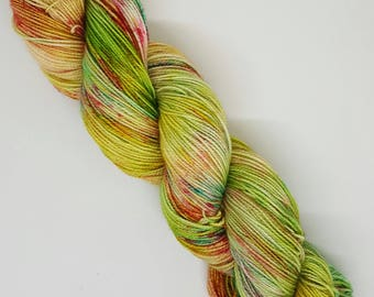 Circus Time, High Twist Sock Yarn