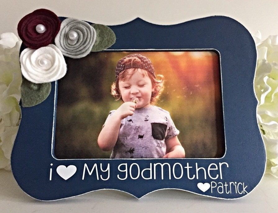 Godmother Gift Mothers Day Gift Godparent Godmother