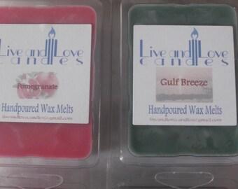 Gulf Breeze Soy Wax Melts
