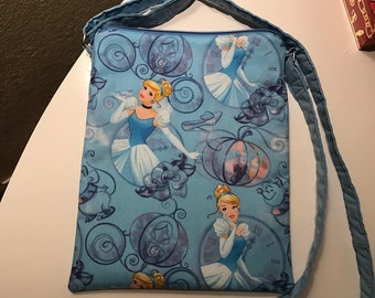 Cinderella Girls One Strap Bag